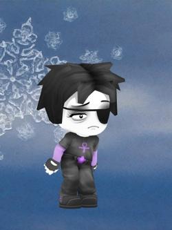 Sad avatar