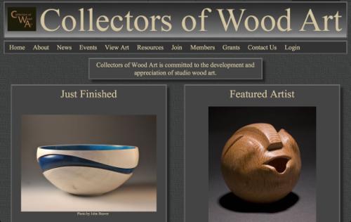 Online wooden art directory