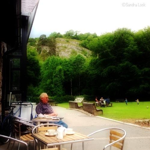 Loggerheads cafe view