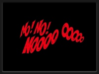 Noooo graphic