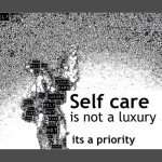 self care is not a luxury