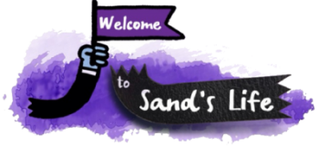 Sand's art blog