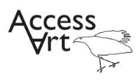 Access art logo