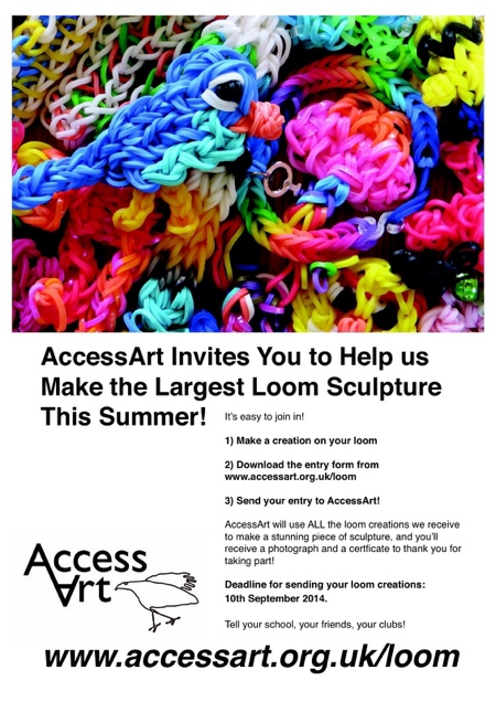 Access art loom challenge