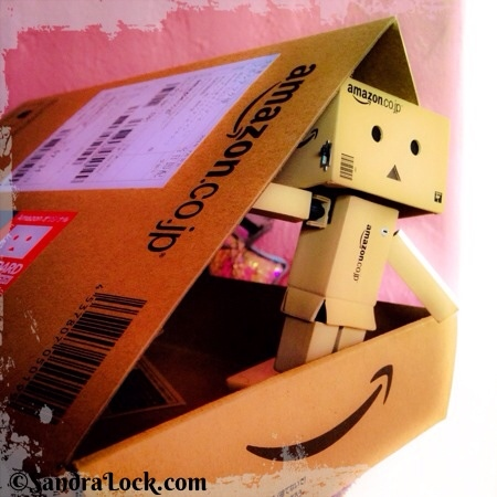Danbo coming out of box