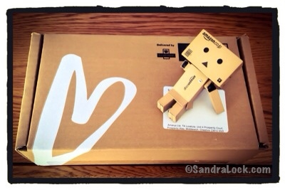 Danbo and lovelula beauty box