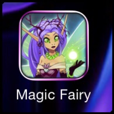 Magic fairy app icon