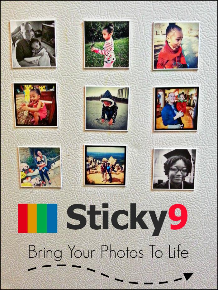 Sticky 9 logo