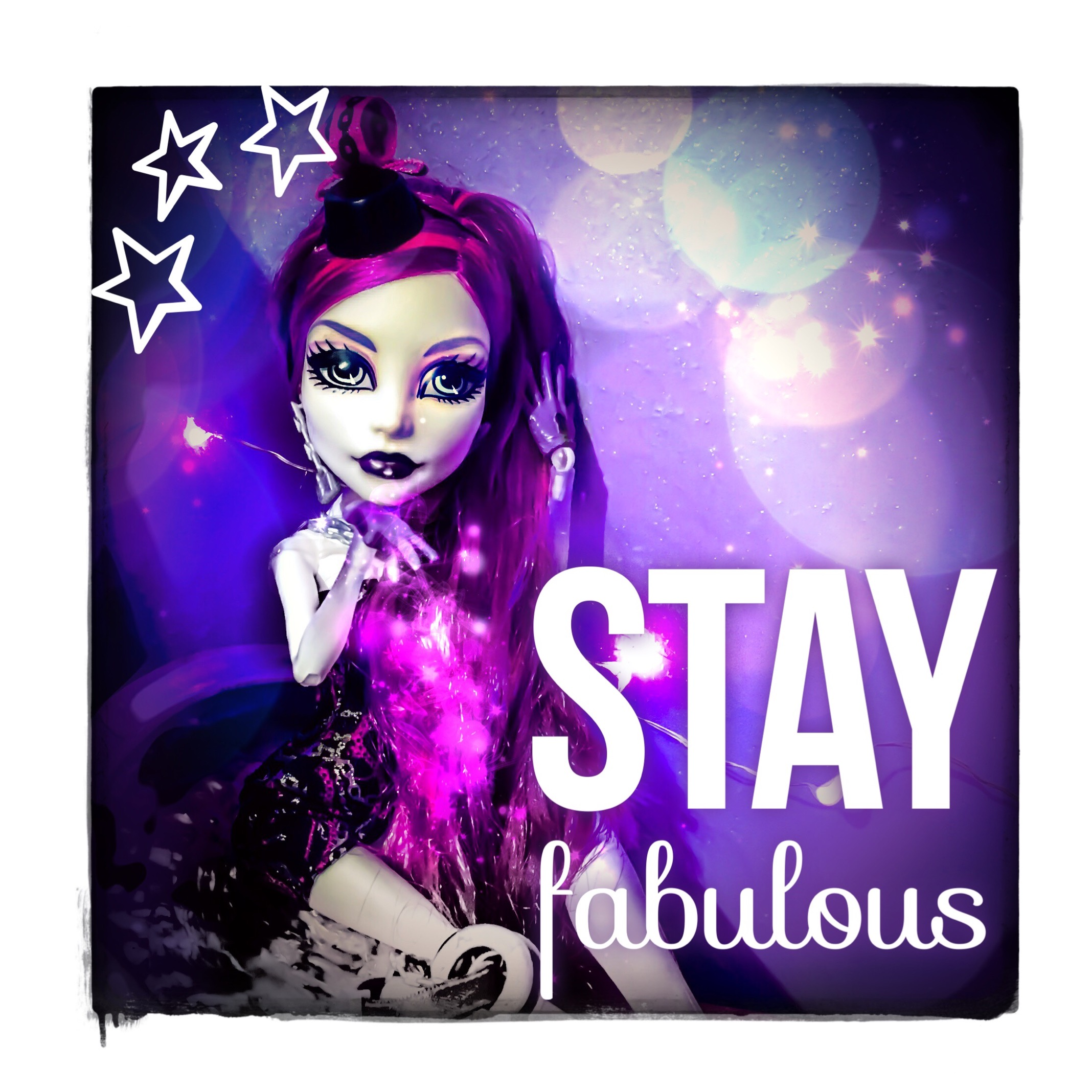 stay fabulous doll photo